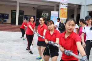 Hội thao truyền thống Công đoàn cơ sở Trường Cao đẳng du lịch Huế lần thứ VII năm 2021