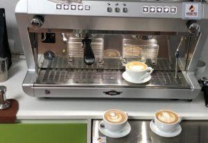 PHA CHẾ CÀ PHÊ NGHỆ THUẬT (café latte art)