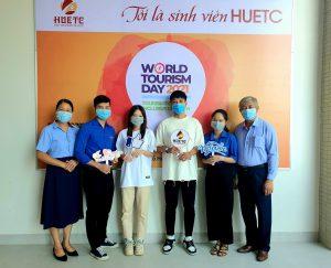 Chương trình nhập môn nghề nghiệp, chào đón tân HSSV  niên khoá 2021 -2023 chính thức trở thành thành viên đại gia đình HUETC
