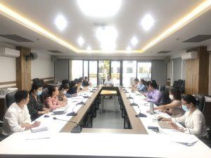 Hội thảo chuyên môn trong bối cảnh Chiến lược phát triển trường Cao đẳng du lịch Huế thành trường Chất lượng cao, theo đề án phát triển quốc gia phấn đấu lọt vào nhóm ASEAN 4.