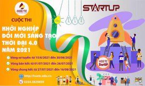 Cuộc thi Startup Kite 2021